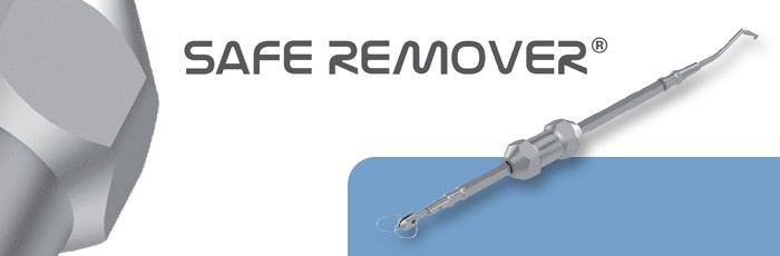 Safe Remover® - Sistem Indepartare Coroane